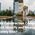 How do Construction Companies in The UAE identify and Measure Health and Safety Risk?