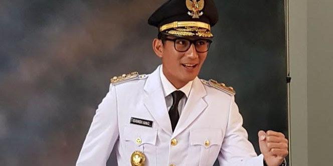 Wagub Sandi Ajak Eks Pekerja Alexis Ber-KTP Islam Ikut Pengajian