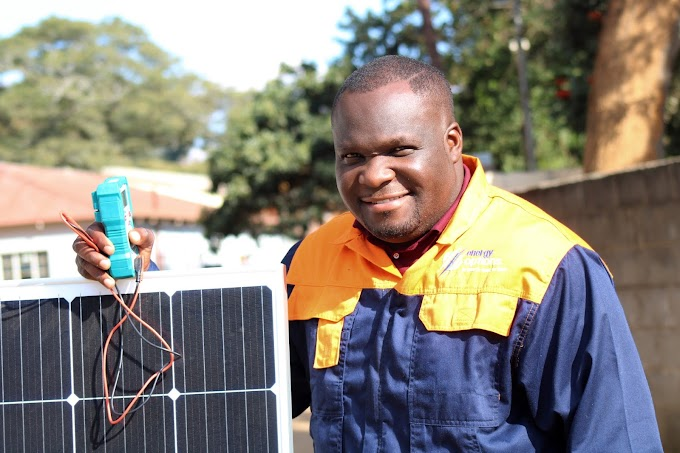 More Farmers In Zimbabwe Embrace Solar-Powered Technology