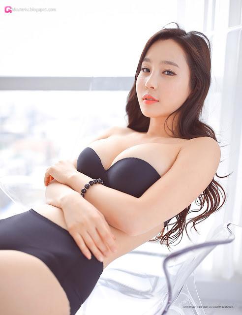 2 Lee Ji Na - lingerie collection - very cute asian girl-girlcute4u.blogspot.com
