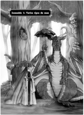 Letty, un joven dragón, acaba de ser expulsado de su clan por cobarde. Para sobrevivir en un mundo hostil lleno de héroes que quieren darle caza, decide buscar una casa donde poder vivir tranquilo y seguro. Durante su periplo llega a sus oídos el rumor de que hay un elfo que se dedica al negocio inmobiliario.