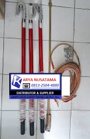 Hrga Grounding 10KV Merk BLITZ Kirim ke  Palangkaraya