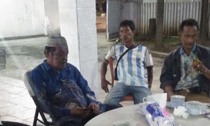 Serahkan KTP Dukung IYL-Cakka, Ini Pernyataan Mengharukan Warga Kepulauan di Pangkep