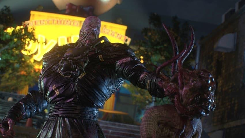 Capcom объяснила редизайн тирана Немезиса в ремейке Resident Evil 3