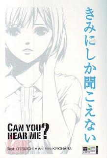 Mangacover: Can you hear me?