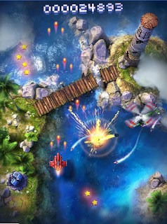 Sky Force 2014 Mod Apk Unlimited Stars