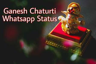 Ganesh Chaturti Whatsapp Status Video