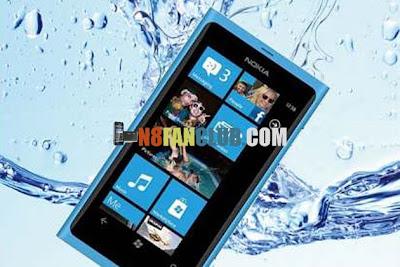 Water Resistant Nokia Lumia Smartphone