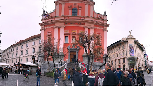 Europe Winter Trip: Level Up Project III, Exploring Ljubljana, Ended Up in Milan
