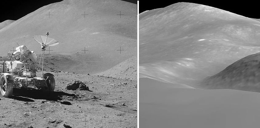 proof of landing on the moon telescope - photo #11