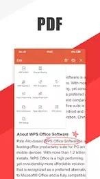 WPS Office + PDF Premium v12.4.4 MOD APK