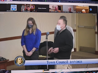 FM #467 - Town Council Meeting - 02/17/21 - P2 of 4 (audio)