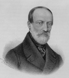 Nievo was inspired by the political goals of revolutionary Giuseppe Mazzini