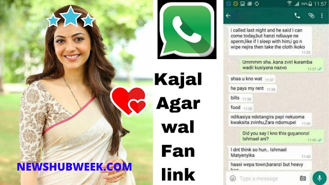 Join 10+ Kajal Agarwal Fans WhatsApp Group link latest update