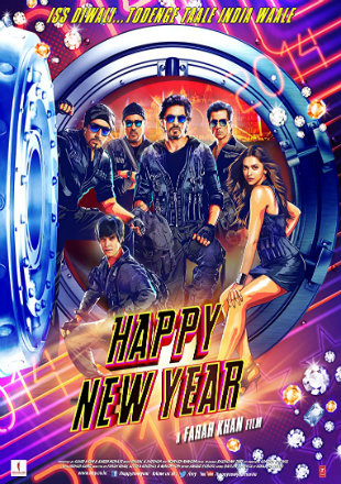Happy New Year 2014 Full Hindi Movie Download