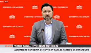 Víctor Aiola 17 de agosto de 2020