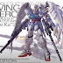 MG 1/100 Wing Gundam Zero EW Ver. Ka - Release Info, Box art and Official Images