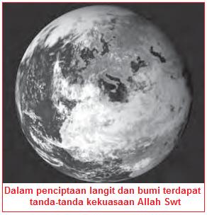Kandungan Surah Al-Baqarah Ayat 164 - Penciptaan Langit Bumi