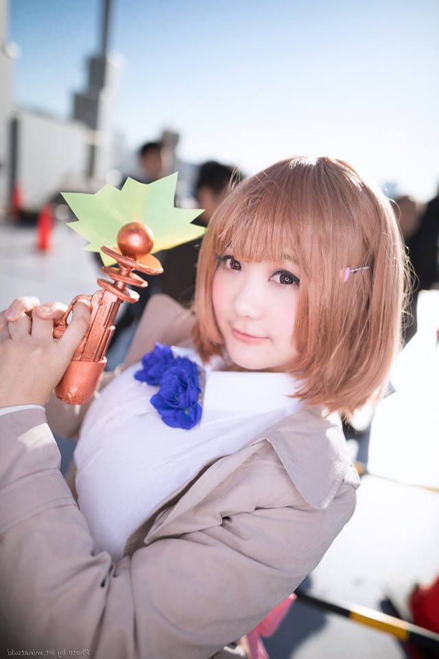Cosplay Narusawa Ryouka Occultic;Nine manis