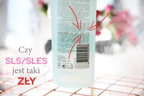 W obronie SLS/SLES, czyli kilka powodów, za które lubię silne detergenty - czytaj dalej »