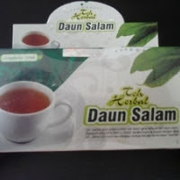 Teh herbal daun salam