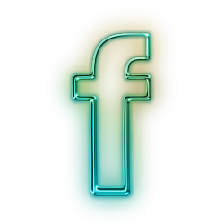 neon icon transparent social icons glowing face follow logos fb wild wordless almost wednesday ways throwing doesn mean value money