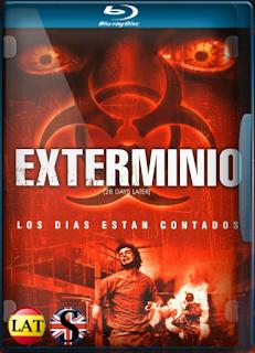 Exterminio (2002) REMUX 1080P LATINO/INGLES