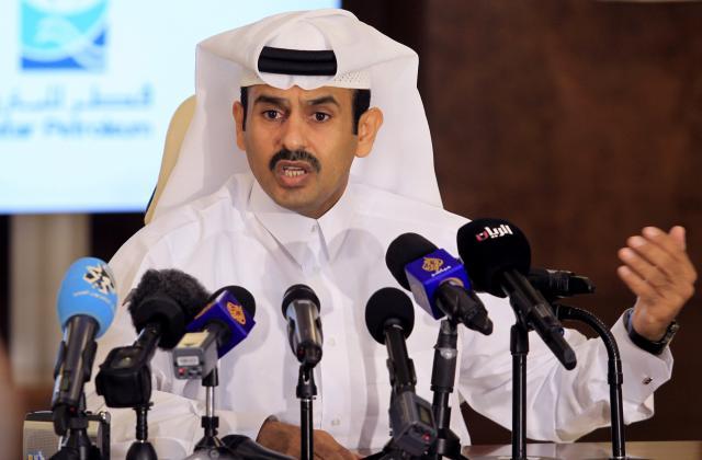 Saad al-Kaabi Qatar's energy minister