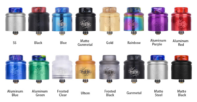 Introduction of Wotofo Profile RDA