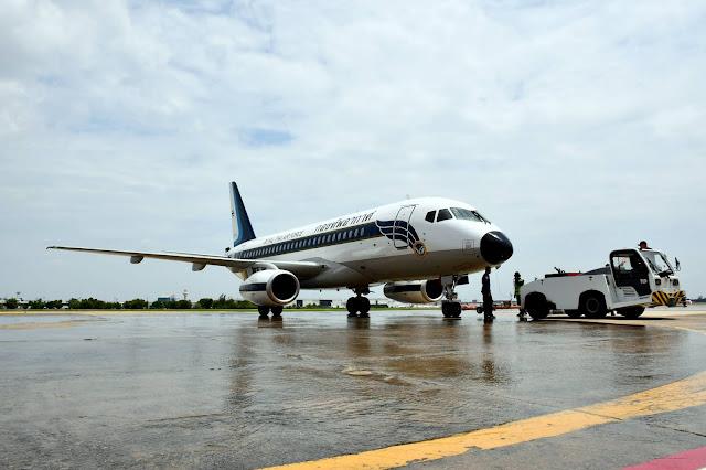Первый российский регионал: что за самолет «Сухой Суперджет-100 ... | 426x640