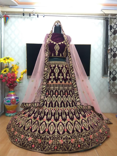 Heavy Bridal Lehenga Collection Wedding Special  Lehenga