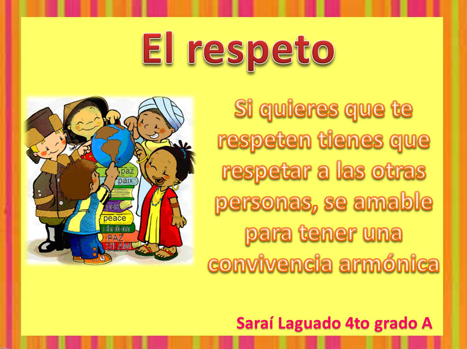 valor respeto - photo #2