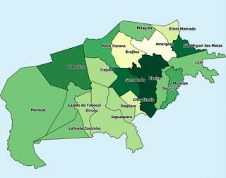 Itiruçu tem um dos índices de isolamento social mais baixo da Bahia