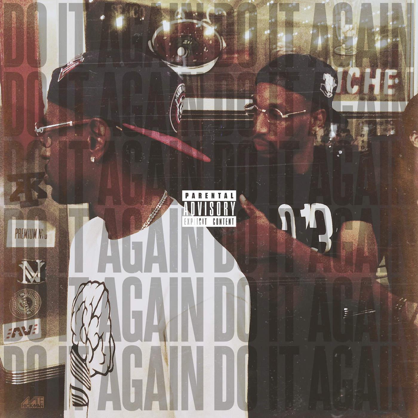 Earlly Mac - Do It Again (feat. Big Sean) - Single Cover