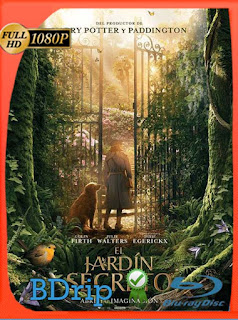 El Jardín Secreto (The Secret Garden) (2020) BDRip [1080p] Latino [GoogleDrive] SilvestreHD
