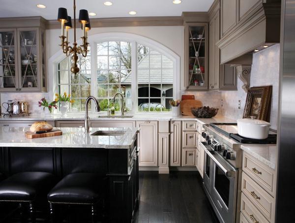 Classy Kitchen Windows Ideas 3