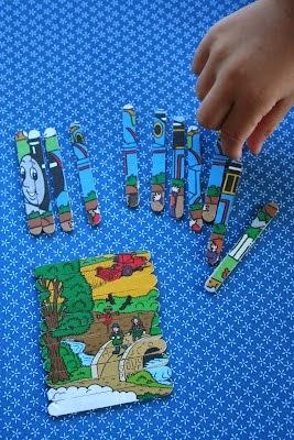 Kerajinan Tangan Dari Stik Es Krim - Puzzle Dari Stik Es Krim.