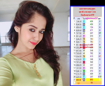 Thai Lottery Digit Boss 3up Total Facebook Blogspot 01 December 2019