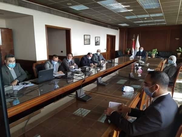 وزير الري يتابع موقف مشروعات التعاون الثنائي مع دول حوض النيل والدول الأفريقية