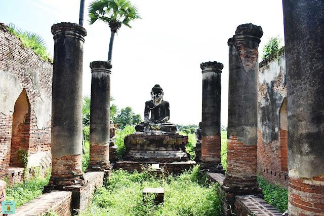 Alrededores de Mandalay, Myanmar