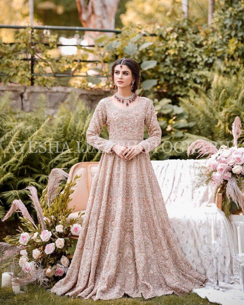Actress Zubab Rana Beautiful Photoshoot