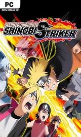 naruto to boruto shinobi striker pc game cover - NARUTO TO BORUTO SHINOBI STRIKER-CODEX