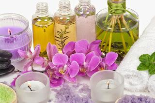 Aromaterapia estética