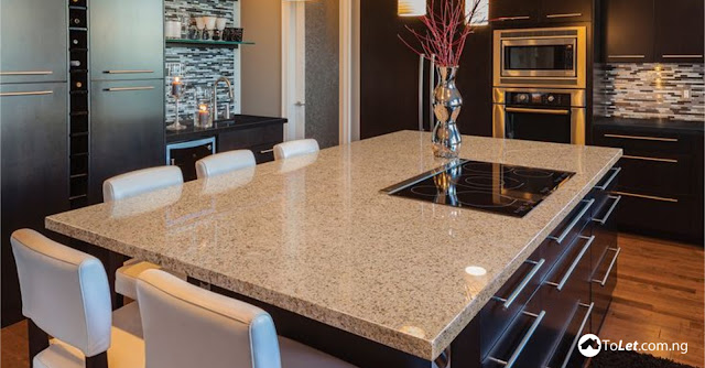 Granite Countertops Help Fight Against Kitchen Mold Invasions