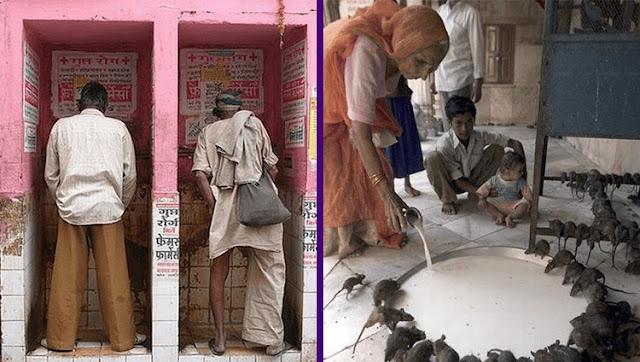 10 фото о том, как выглядит реальная Индия. Это вам не кино…