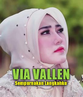 Download Lagu Via Vallen Sempurnakan Langkahku Mp3 Single Terbaru 2018