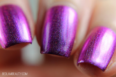 Quixotic Polish Alexandrite Effect