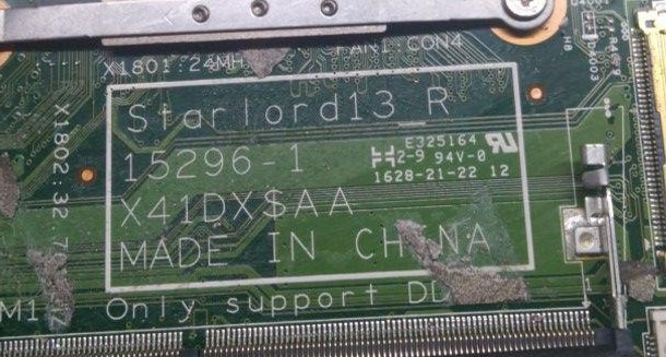 15296-1 Starlord13_R X41DX$AA Dell Inspiron 13-5368 Clear me Bios