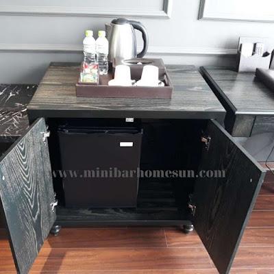 tủ lạnh minibar homesun cho khách sạn