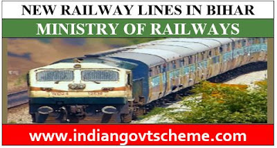 New railway lines proposed